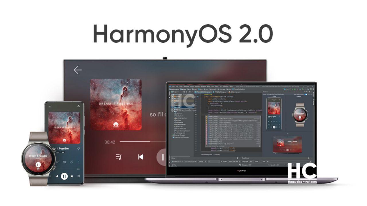 تعداد کاربران HarmonyOS از مرز ١٠٠ میلیون نفر گذر کرد!