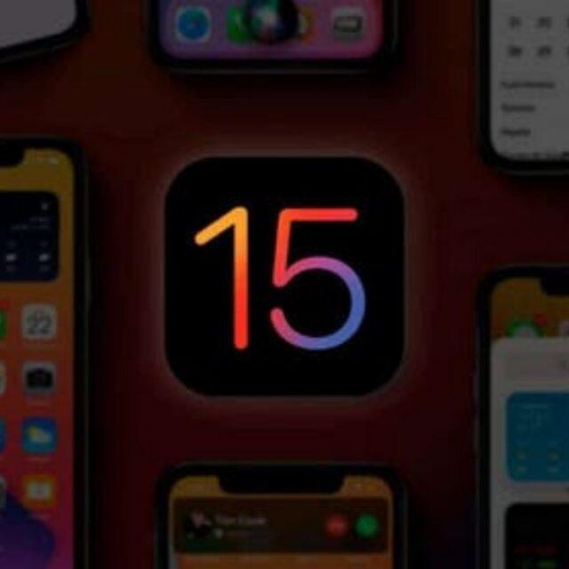 باگ iOS 15