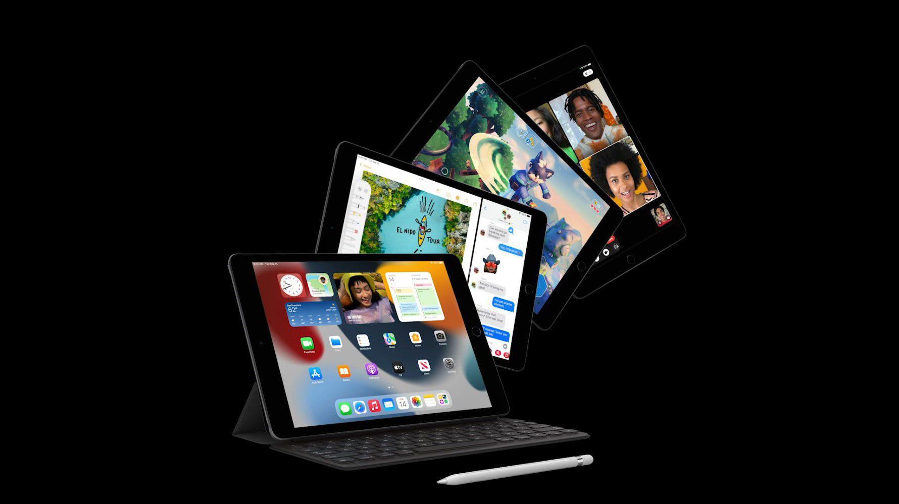 آیپد نسل نهم به صورت رسمی با Apple A13 Bionic و قیمت ٣٢٩ دلار معرفی شد