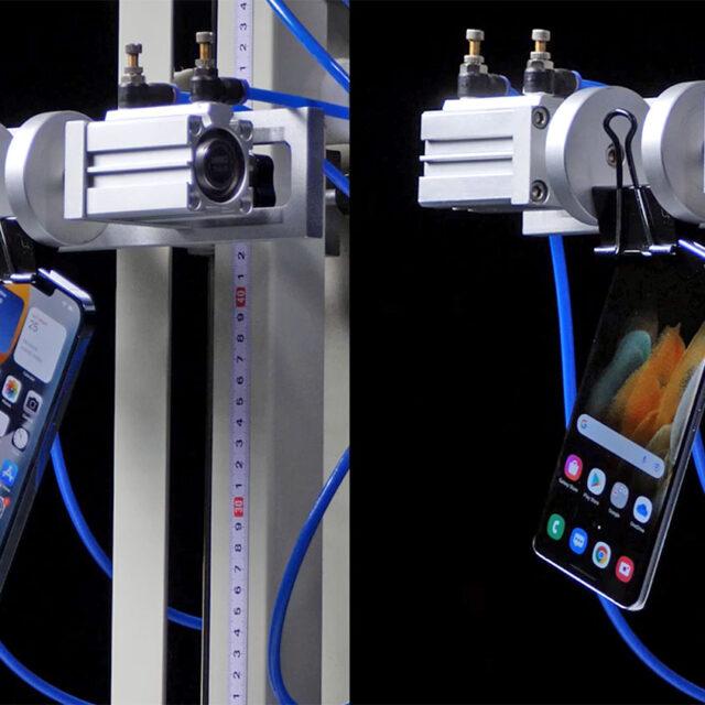 تست سقوط iPhone 13 Pro Max