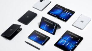 میزان پشتیبانی نرم افزاری مایکروسافت Surface Duo 2