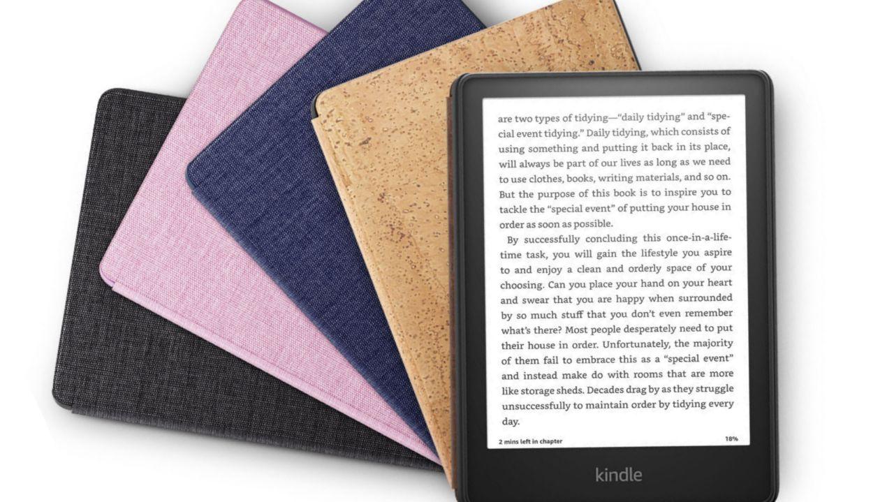 کتابخوان آمازون Kindle