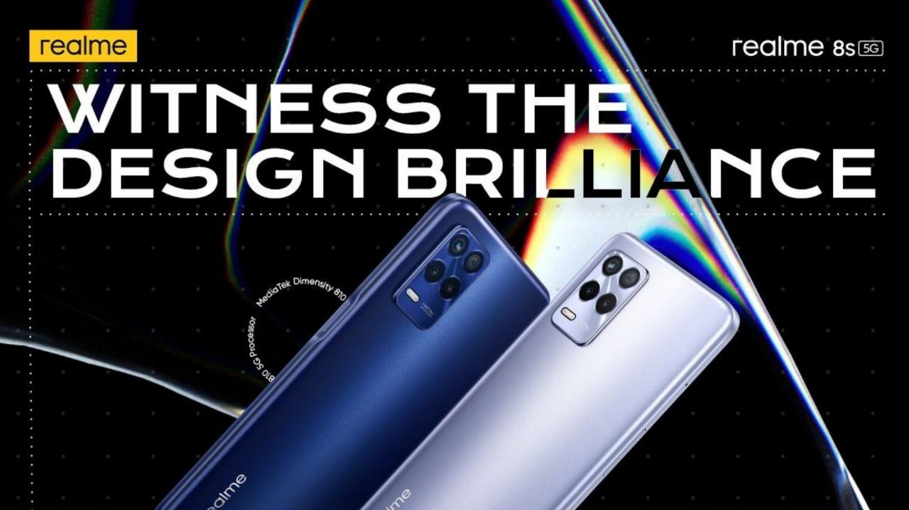 مشخصات فنی Realme 8s و Realme 8i به طور کامل و پیش از معرفی لو رفت
