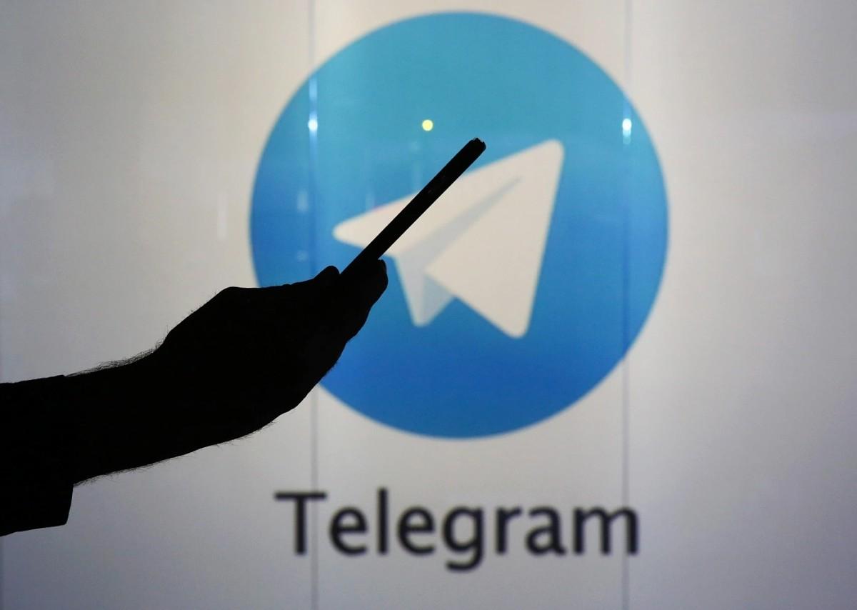 آمار بالا دانلود تلگرام