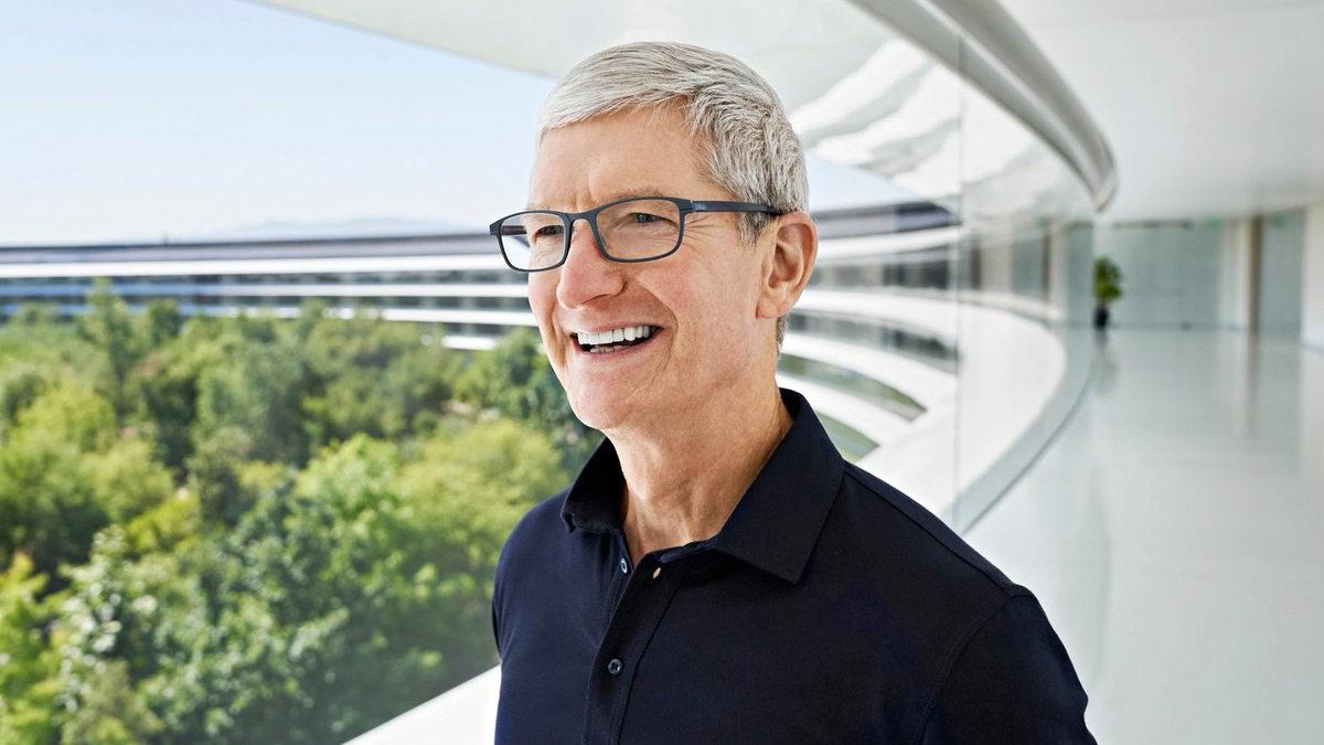 استفاده از دستگاههای اپل برای ایجاد خلاقیت از زبان تیم کوک